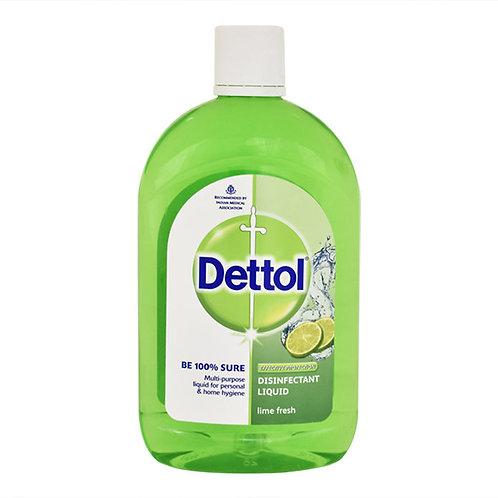 Dettol Disinfectant Multi-Use Hygiene Liquid : 500 ml