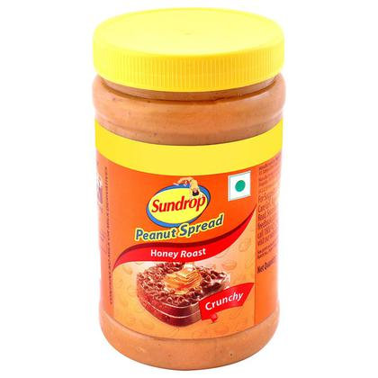 Sundrop Honey Roast Crunchy Peanut Butter 462 g
