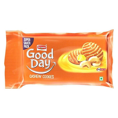 Britannia Good Day Cashew Cookies : 600 gms