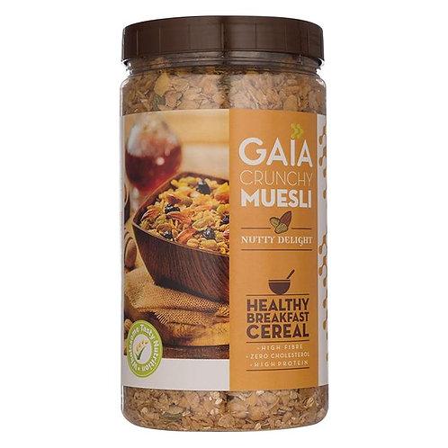 Gaia Crunchy Muesli : 1 kg
