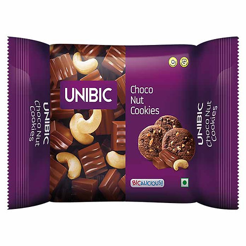 Unibic Choco Nut Cookies : 150 gms