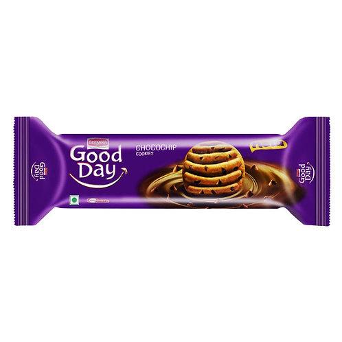 Britannia Good Day Chocochip Cookies : 100 gms
