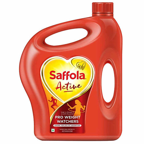 Saffola Active Oil : 5 Litres