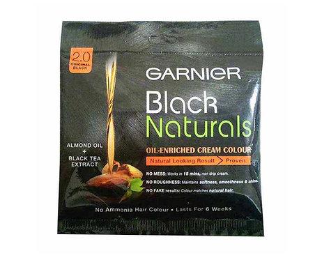 Garnier Original Black 2.0 Natural Cream colour : 20 ml
