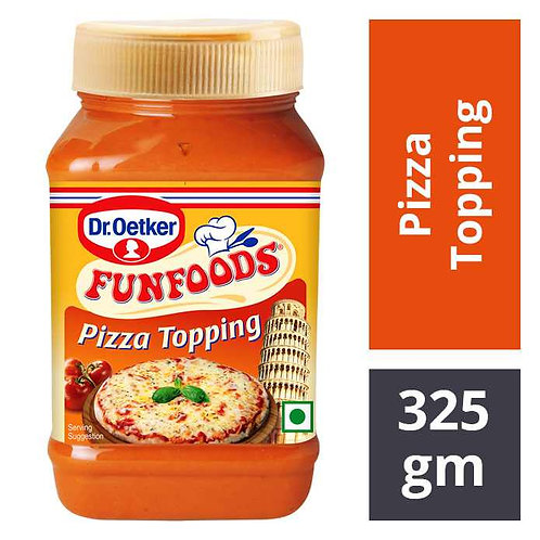 Funfoods Pizza Topping : 325 gms