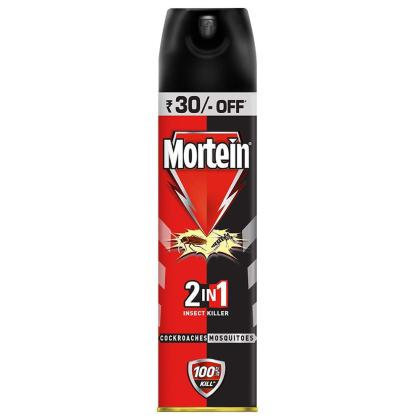 Mortein 2-in-1 All Insect Killer Spray 425 ml (Can)