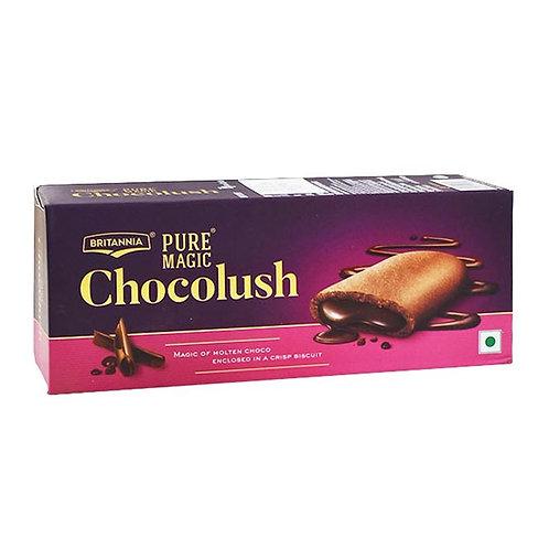 Britannia Pure Magic Chocolush Cookies : 75 gms