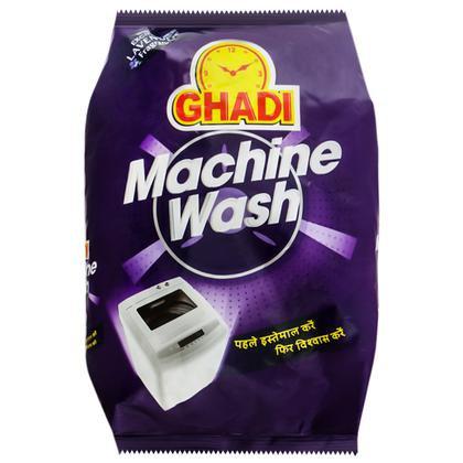Ghadi Machine Wash Detergent Powder 1 kg