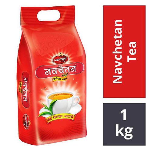 Wagh Bakri Navchetan Tea : 1 kg