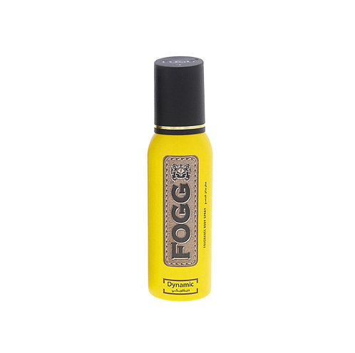 Fogg Dynamic Fragrance Body Spray: 120ml