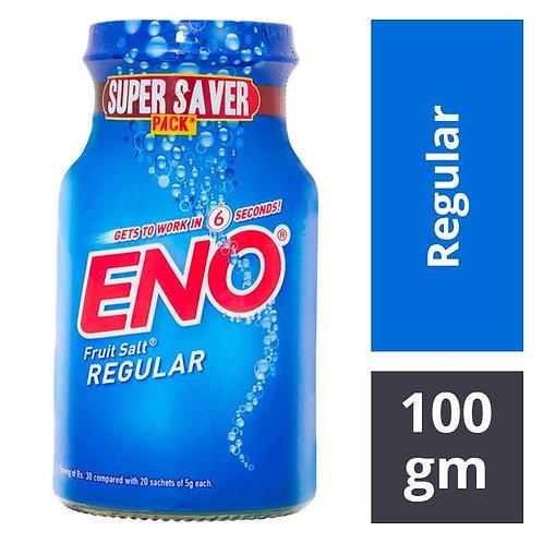 Eno Fruit Salt Regular : 100 gms