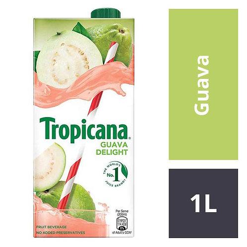 Tropicana Guava Delight Juice : 1 Litre