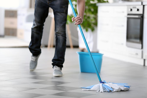 Home cleaning 5 bhk / one time
