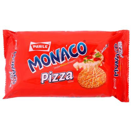 Parle Monaco Pizza Biscuits 120 g