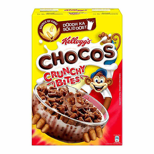 Kellogg's Chocos Crunchy Bites : 375 gms