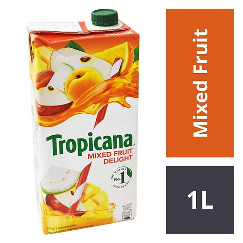 Tropicana Mixed Fruit Delight Juice : 1 Litre