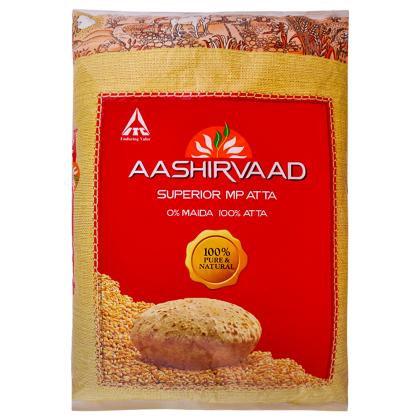 Aashirvaad Whole Wheat Atta 5 kg