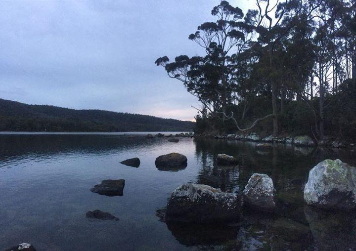 Eaglehawk Bay, Tasmania