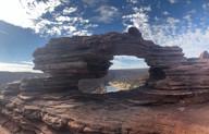 Nature's Window, Western Australia