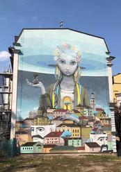 Andriivskyii Descent, Kyiv