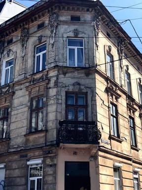 Lviv's Backstreets