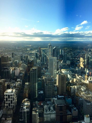 Eureka Tower, Melbourne, Victoria