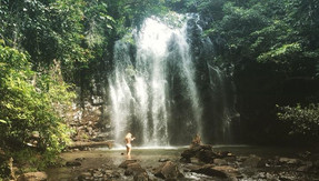Ellinjaa Waterfall, North Queensland
