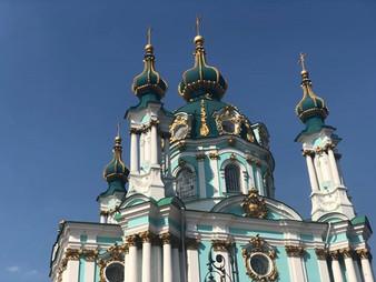 St Andrew's Church, Kyiv