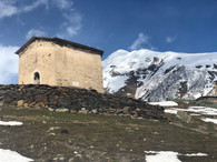 Jgrag Church, Ushguli