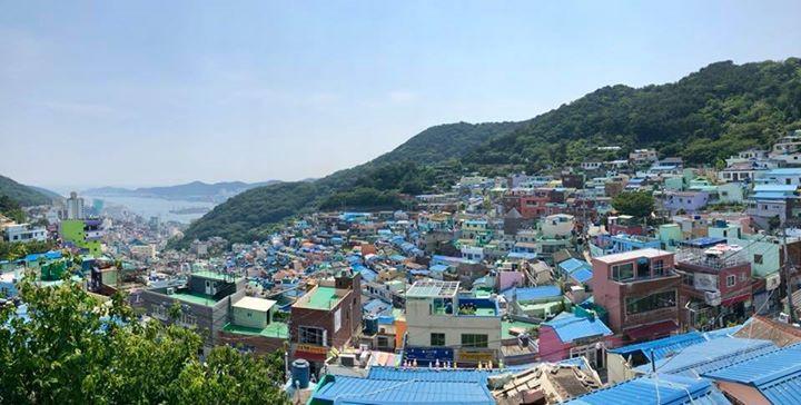 Gamcheon Art Village