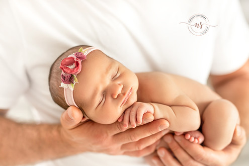 Tosia, sesja noworodkowa