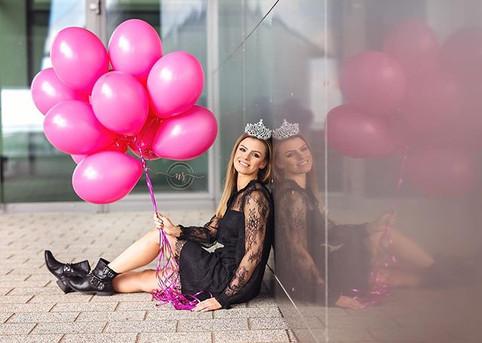 Urodzinowa księżniczka 👸🏼🤣 #sesjaurod