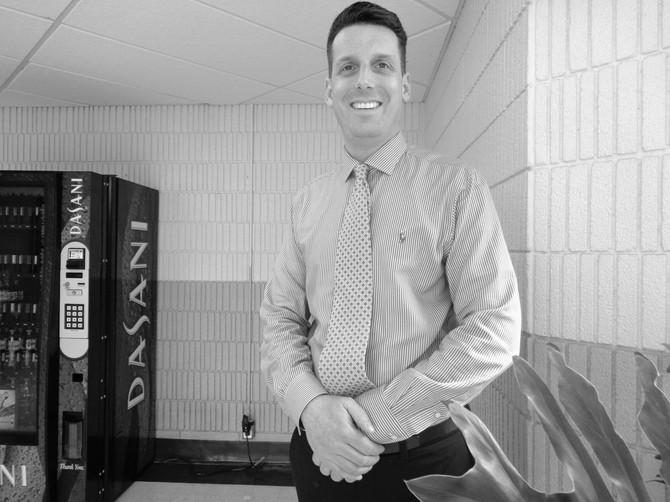 Faculty Fast Talk: Mr. Kevin McNamara