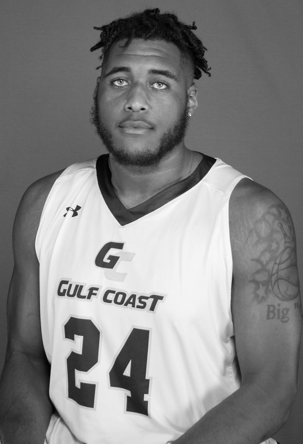 Quadree Smith. Photo courtesy of Gulf Coast State College.