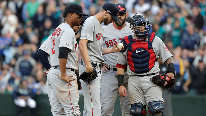 Red Sox Slow Start