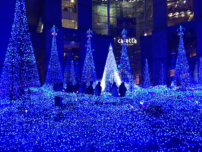 The way the world celebrates holidays