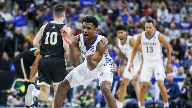 PJ's Predictions: Round of 32, South & Midwest Regions