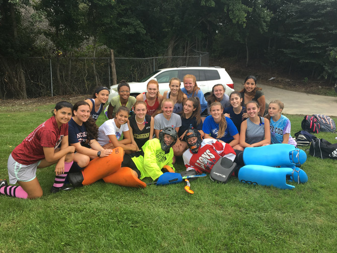 Field Hockey captures first win in 2 years