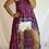 Thumbnail: Roxy Skirt - Boho Magenta