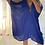 Thumbnail: Kaftan - Blue Embellished