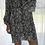 Thumbnail: Embellished Dress - Black & White