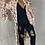 Thumbnail: Gracie Kimono Cover - White Floral