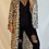 Thumbnail: Gracie Kimono Cover - Cream Leopard