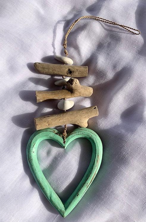 Stone & Woods Heart Aqua