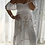 Thumbnail: Embroidered Sequin Maxi Dress - White