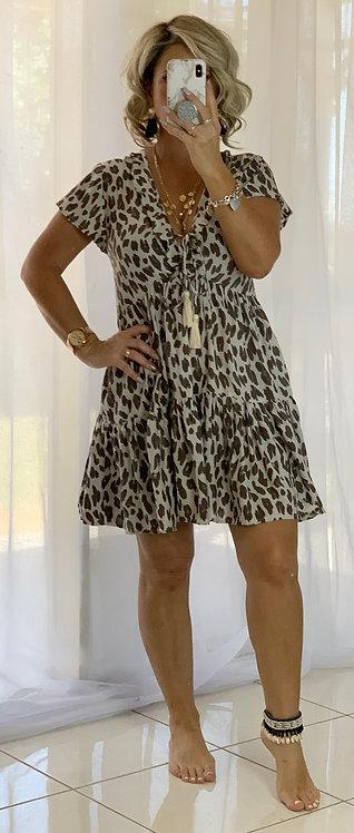 Elkie - Mocha Leopard*****