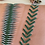 Thumbnail: Handmade Leather Purse - Pink + Green woven