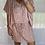 Thumbnail: Peppa Batwing Dress - mini floral