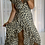 Thumbnail: Ella Wrap -   Cream Leopard