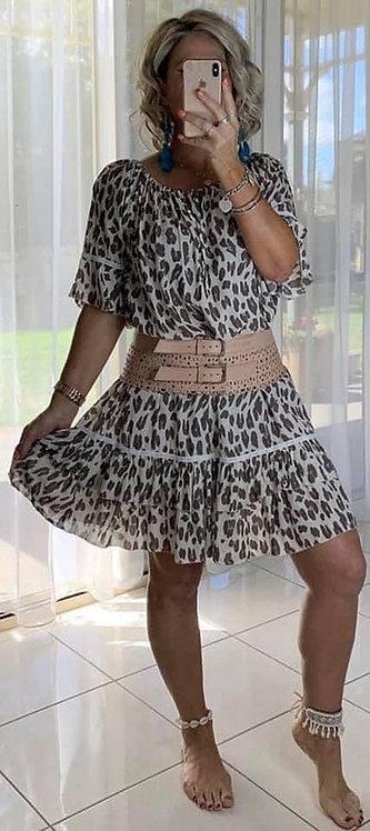 Josie - mocha leopard